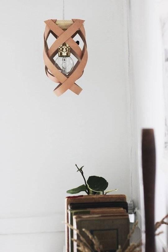 DIY Светильник своими руками