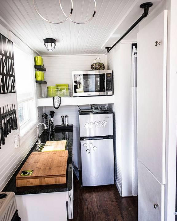 кухня на балконе или лоджии фото дизайн ольга