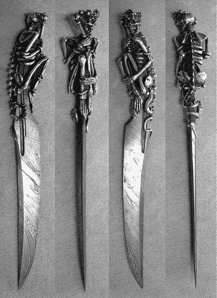 sculpted-knives