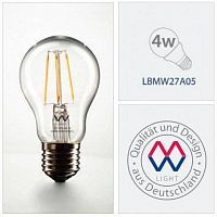 Лампа LED LBMW27A05 E27 w4 MW-Light